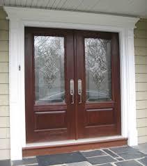 glass double front door. Fiberglass Double Front Doors With Glass \u2022 Door Ideas S