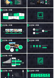 star trek powerpoint template awesome star trek business report ppt template for free download on