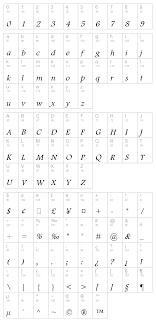 Footlight Mt Light Italic Font Download Best Ttf Fonts