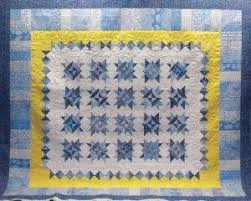 64 best blue and yellow quilts images on Pinterest | Embroidery ... & Here's Janann's third blue, yellow and white quilt, a mystery quilt. Her  friend Celia did the same quilt and I'm in the process of quilting that  right now. Adamdwight.com
