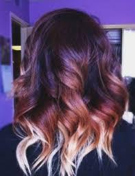 Zbarvení Ombre Krátkými Ombre Pro Krátké Vlasy Detailní Tajemství