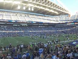 Seattle Seahawks Stadium Seating Chart Rows Centurylink Field Section 138 Seat Views Seatgeek