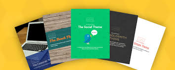 Ebook Template Free Ebook Templates For You To Customize