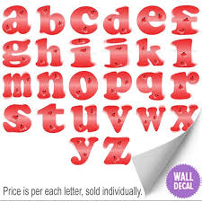 wall letters decals name decal vinyl