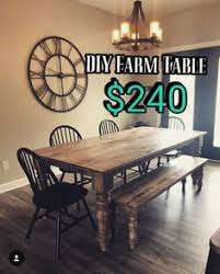 16 chunky farmhouse bench legs or coffee table legs unfinished wood wide set of 4 kitchen tables bench legs woods and farmhouse style