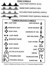 Weather Map Worksheet Free Worksheets Library | Download and Print ...