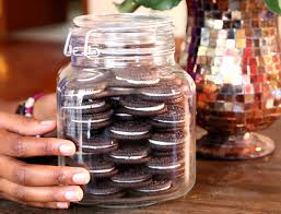 How To Decorate A Cookie Jar Tippy Tuesday Khloe Kardashian Inspired Cookie Jar Organisation 16