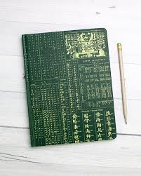 Linguistics Hardcover Notebook Travel Journal Languages Journal Lined Graph Paper Notebook