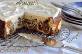 Carrot Cake Cheesecake Recipetastes Like Cheesecake Factory