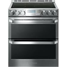 kenmore double oven. slide in ranges gas electric double oven range with kenmore