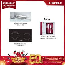 Combo bếp 2 từ + máy hút âm 90cm + Tặng muỗng đĩa Hafele - Bếp điện từ  hafele, Bep hafele, Bếp từ Bosch giá rẻ tại Hoàng Duy Phát