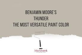 benjamin moore paint colorThe Most Versatile Interior Paint Color  Benjamin Moore Thunder