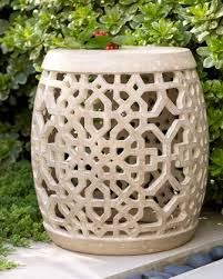 tamsin garden stool in 2021 garden