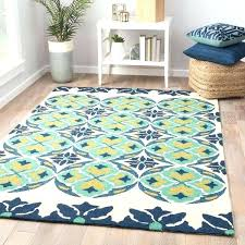 blue and green rug blue and green area rug indoor outdoor medallion blue green area rug
