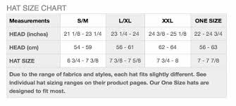 Coolibar Size Chart Sizing Charts For Sun Protection Clothing And Sun Hats