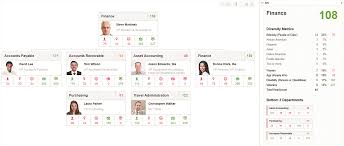 Org Chart Visualization Hr Controlling And People Analytics Org Manager
