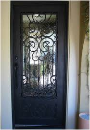 glass front doors with iron. Simple Iron Contemporary Iron Front Doors Nobby Design Glass With For  And Remodel 5 Intended Glass Front Doors With Iron R