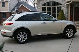 2007 Infiniti FX45 - Information and photos - ZombieDrive
