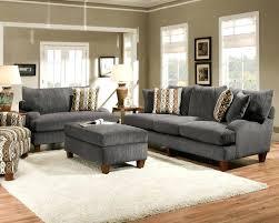 Dark Grey Living Room Furniture Dark Gray Living Room Black Leather
