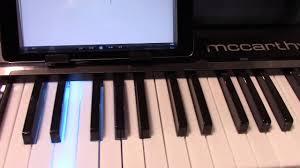 Piano Key Lights Mccarthy Light Up Keys