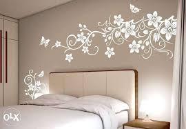 wall stencil designs uk