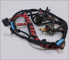 new oem main engine wiring harness ford excursion f250 f350 f450 Ford Engine Wiring Harness f81z12b637fa ford engine wiring harness kit