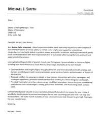 cabin crew cover letter flight attendant cover letter