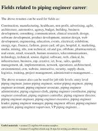 Piping Designer Resume Sample Enchanting Sample Resume For Designer Jobs Plus Resume Examples Templates How