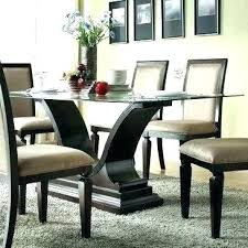 5 piece glass dining set 5 piece glass dining table set dining chairs for glass table