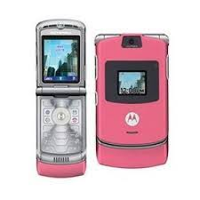 motorola flip phones. motorola razr v3 pink excellent at\u0026t cell phone flip phones m
