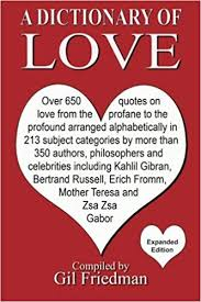 Profound Quotes About Love Simple A Dictionary Of Love Over 48 Quotes On Love From The Profane To