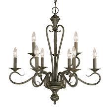 millennium lighting devonshire 25 5 in 9 light burnished gold vintage candle chandelier