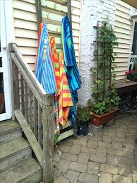 Pool Towel Drying Rack Awesome Outdoor Towel Rack Best Outdoor Towel Racks Ideas On Towel Drying