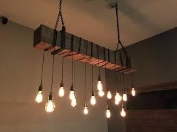 rustic light fixture made reclaimed barn beam chandelier light fixture modern remarkable rustic fixtures for dining