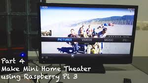 Home Theater Cabinet Cooling Part 4 Diy Make Mini Home Theater Using Raspberry Pi Youtube