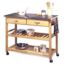 kitchen utility table choose this stainless steel top kitchen cart utility table with locking wheels for