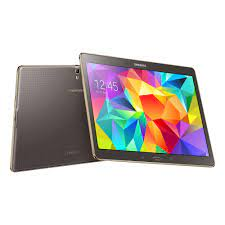 Samsung Galaxy Tab S 10.5 Tablet LTE in bronze und Super AMOLED Display bei  notebooksbilliger.de