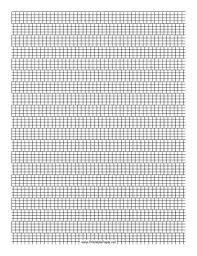 Beadwork Layout Paper
