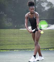 WTA Player, Alycia Parks, Endorses ServeMaster Tennis Training ...