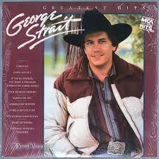 Greatest Hits Country Music Singer George Straits First
