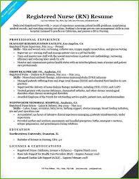 Nursing Graduate Resume Rn Student Resume Thrifdecorblog Com
