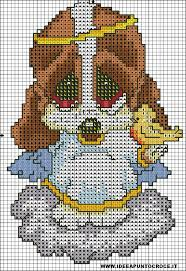 615 Best Cross Stitch Animals Images On Pinterest Embroidery
