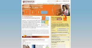 Strayer University Campus Strayer University Grows Their Online Presence A Case Study