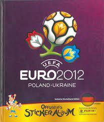 UEFA EURO 2012 HC MEGA SET – GERMAN EDITION - Hobby Sapiens