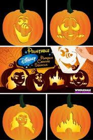 disney pumpkin carving kit. disney pumpkin carving stencils kit