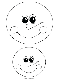 Elegant Of Happy Face Coloring Page Pics Pages Template