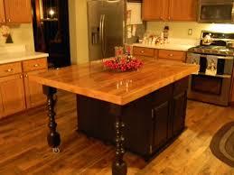 table rustic sedona oak