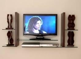 Floating shelf for tv components 1