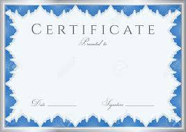Синий диплом Сертификат об окончании шаблон образца фон с узором  Синий диплом Сертификат об окончании шаблон образца фон с узором гильоше водяных знаков пограничных Полезно