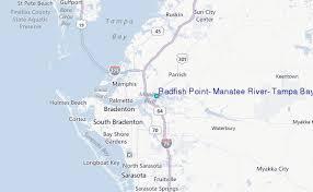 Redfish Point Manatee River Tampa Bay Florida Tide